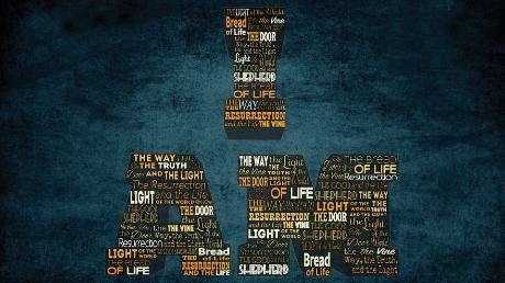 I AM, the names of Jesus, I AM, I AM, The Way, The Truth, The Life, The Vine, John 14-15,  Pastor Ray Green